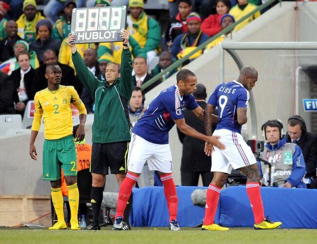 Monaco : Thierry Henry coach, Djibrill Cissé lâche ses doutes