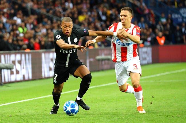 PSG : L'Equipe mouille le PSG, Rabésandratana attaque