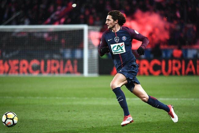 PSG : Adrien Rabiot réclame une montagne d'or au PSG !