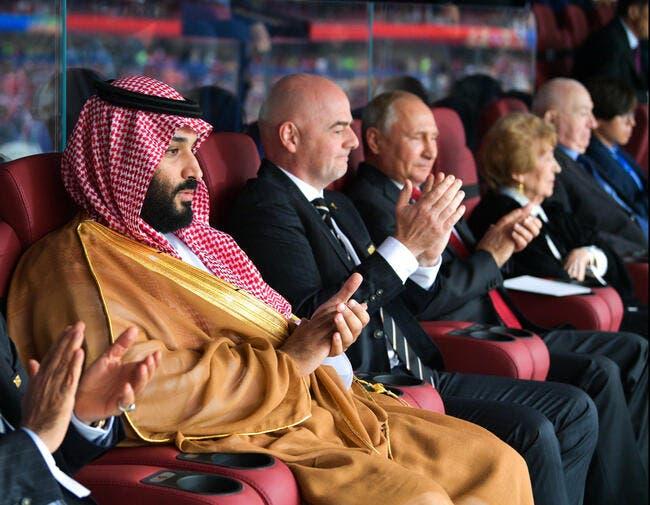 Ang : Manchester United racheté par le prince héritier saoudien ?