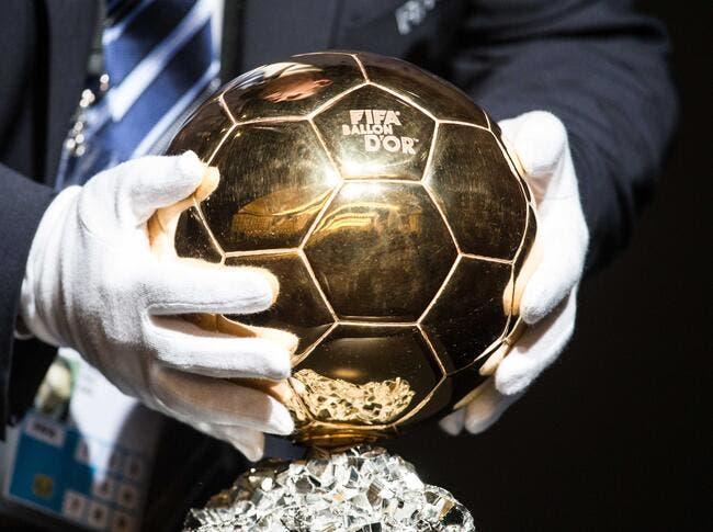 Griezmann rêve du ballon d'or — Atletico