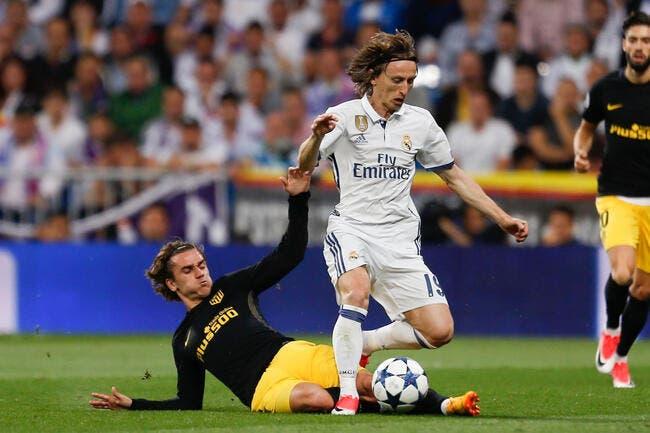 Ballon d'Or : Modric dévoile son joueur français préféré