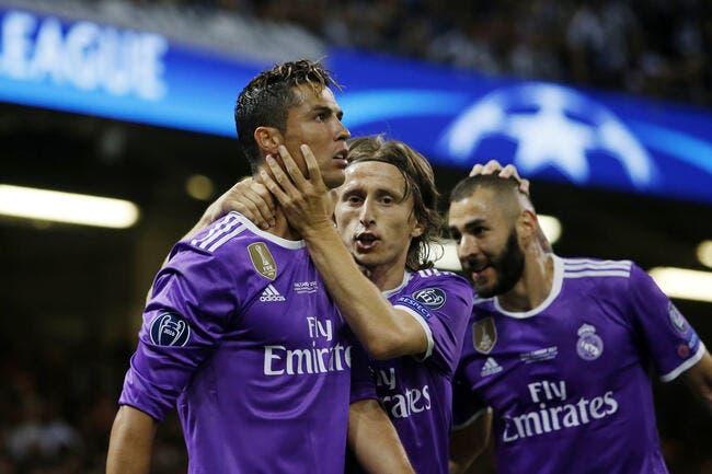 Cristiano Ronaldo va tiquer, Vinicius a trouvé plus fort que lui au Real
