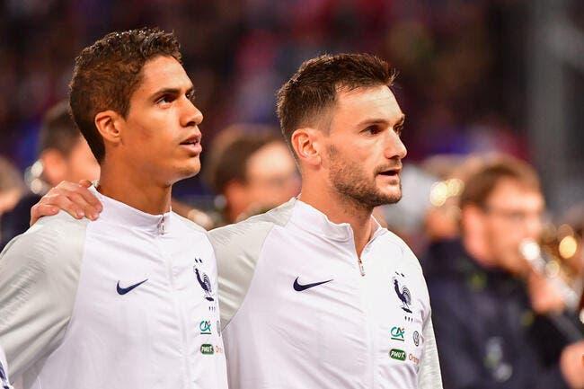 EdF : Koscielny voulait que la France perde, Lloris est peiné