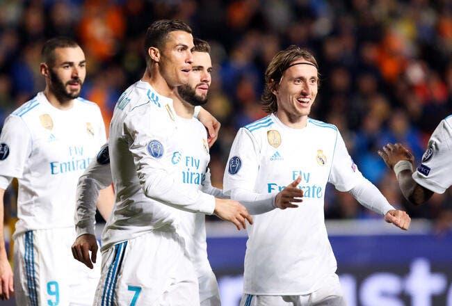 Esp : Cristiano Ronaldo à la Juve, cette star du Real ne l'a pas vu venir