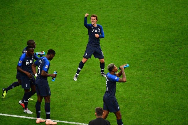 LdN : Pas de jaloux, le sauveur des Bleus, c'est Griezmann face à l'Allemagne