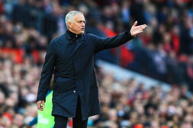 MU : Mourinho dérape devant une caméra, il va le payer cher
