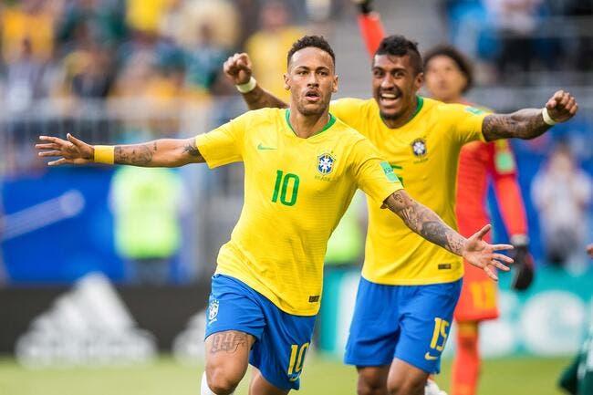 Pelé a lancé un défi à Neymar — Brésil