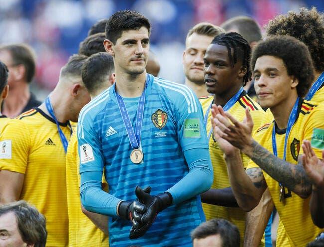 FIFA : Le SUM donne la 1ère place mondiale à la Belgique devant la France