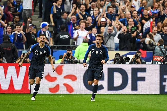 EdF : Griezmann MVP contre l'Allemagne ? Pierre Ménès dit non !