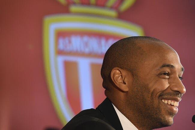 Monaco : Thierry Henry est obsédé par une seule chose