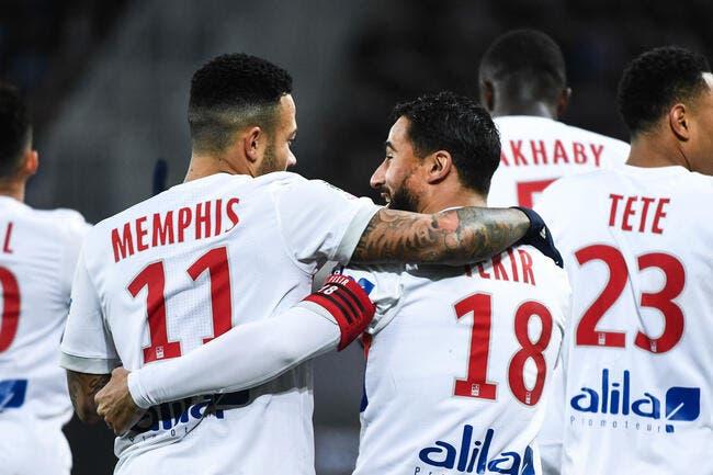 OL : le groupe pour affronter le Nîmes Olympique