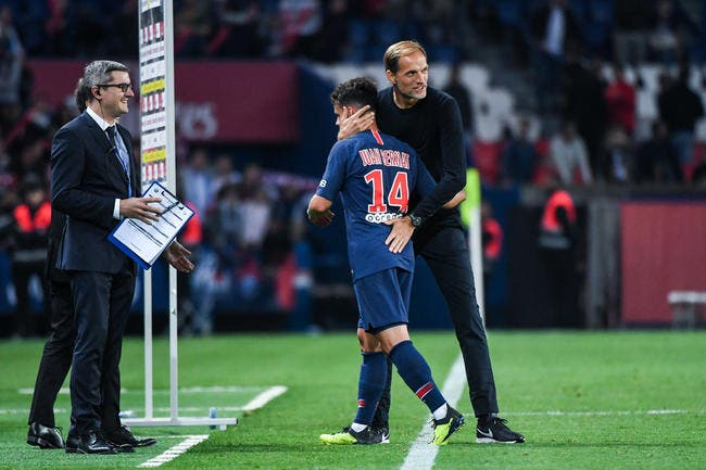 PSG : Tuchel fait copain-copain avec ses joueurs... et il l'assume