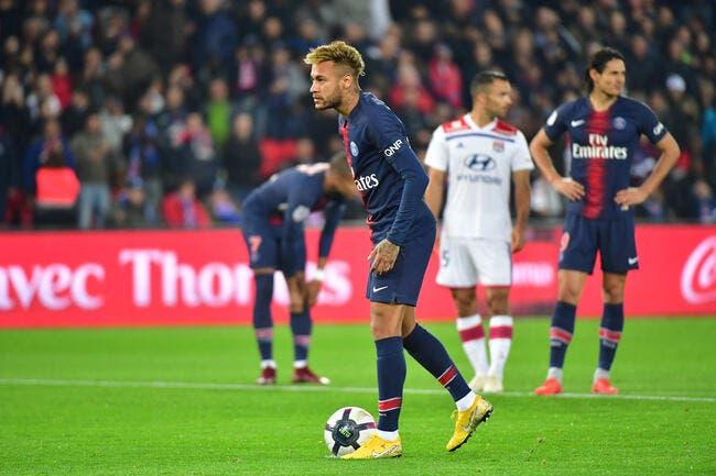 OL: 5-0 face au PSG, un joueur n'accepte pas