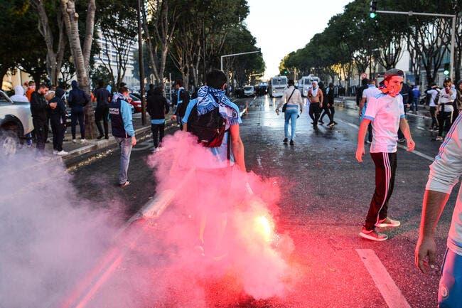 OM-PSG : Pas de supporters parisiens au Vélodrome, c'est un grand classique