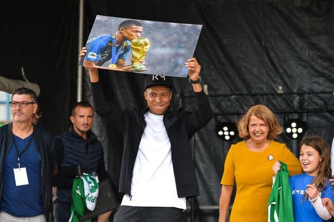 PSG : Kylian Mbappé champion olympique en 2024 ? C'est du sérieux