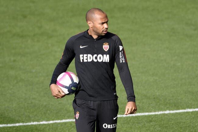 ASM: Huit absents pour le premier groupe de Thierry Henry