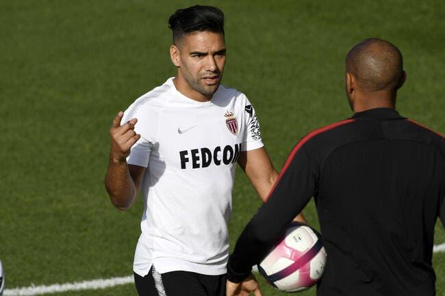 ASM: Thierry Henry, son premier message fort est pour Falcao