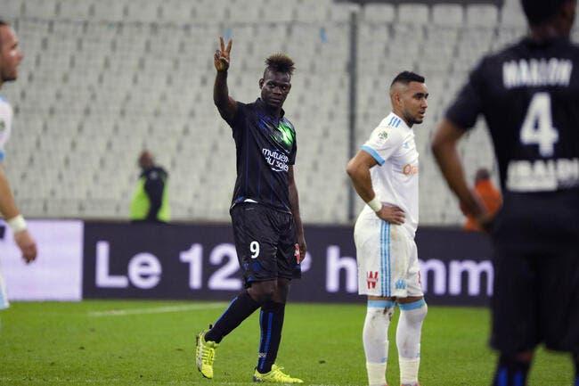 OM : Rudi Garcia a trouvé mieux que Balotelli à Marseille