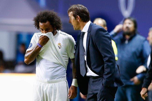 Esp : Le Real Madrid continue sa chute libre