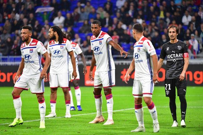 OL: Puydebois a vu une victoire inquiétante