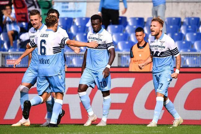Ita : Plein de confiance pour la Lazio avant le choc face à l'OM