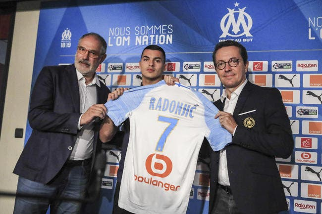 OM : Radonjic n'est pas nul, Marseille sait comment le prouver !