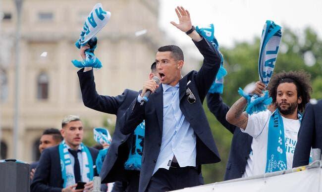 Le Real dans le dur, Cristiano Ronaldo en profite, et le PSG aussi  ?