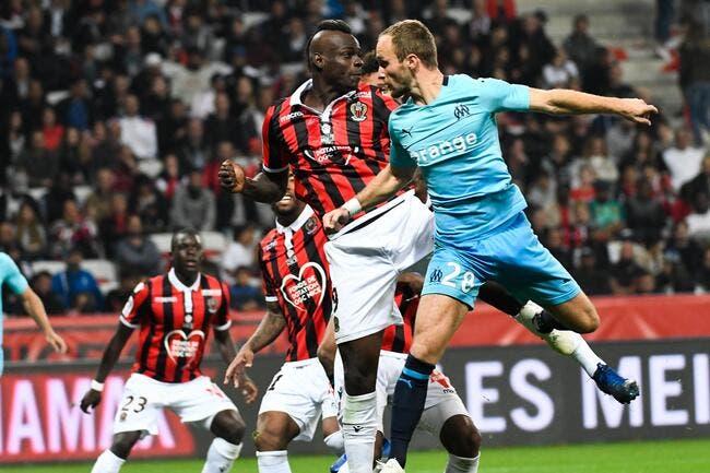 OM: L'OM avec Germain, c'est la France avec Giroud pour Dhorasoo