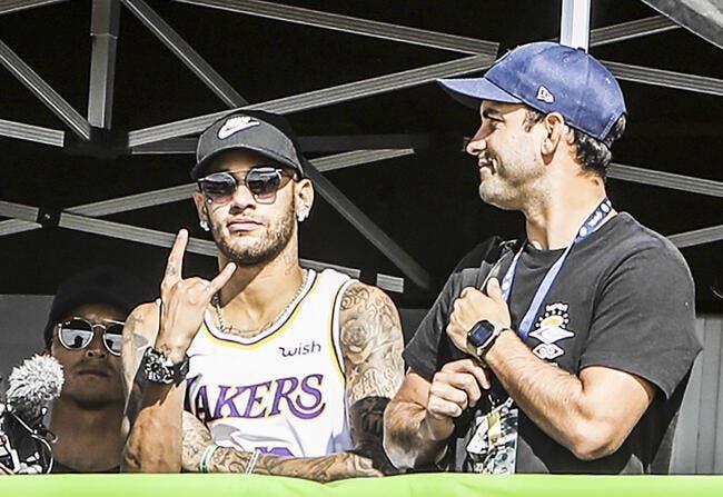 PSG : Neymar en vacances, Dave Appadoo crie au scandale