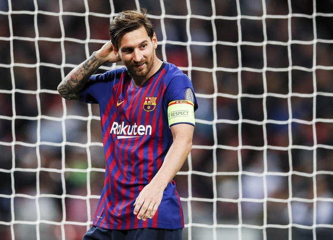 Esp: Pas de trophée pour Messi, la drôle d'explication de Suarez