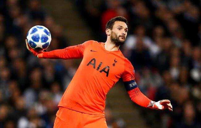 LdC : Hugo Lloris expulsé avec Tottenham
