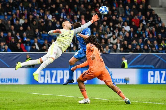 OL: Sans son sauveur, Lyon prendrait des fessées alerte Puydebois
