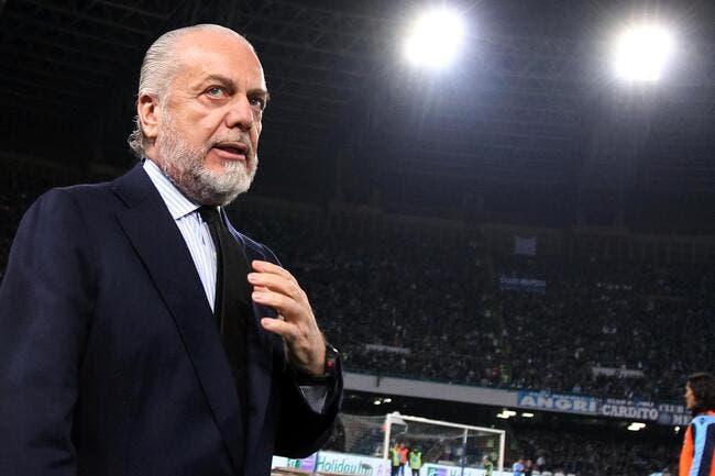 PSG : Appelez le Paris Qatar, le patron de Naples dégaine directement !