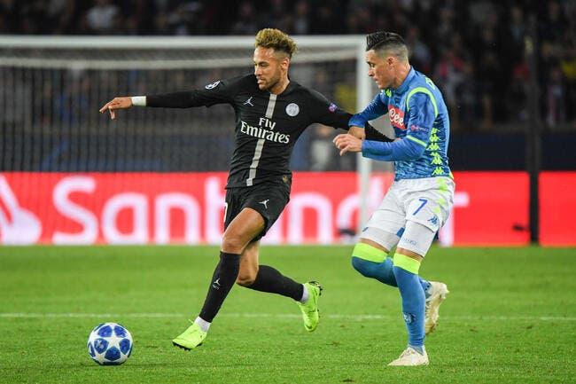 PSG : Ce geste de colère de Neymar va faire causer !