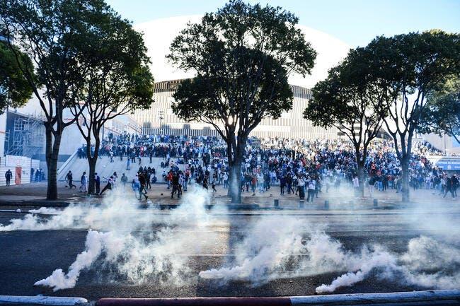 OM: Bagarre dans le centre ville avant Marseille-Lazio Rome