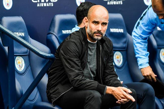 Ang: Inutile de rêver, Guardiola prévient les cadors de Premier League