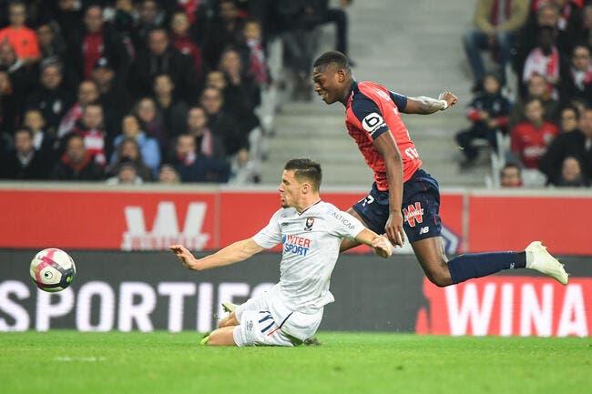 L1 : Lille et Montpellier tiennent la cadence, Monaco toujours au ralenti