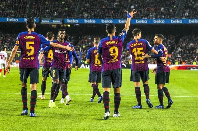 Liga : Suarez dévore le Real et offre le Clasico au Barça !