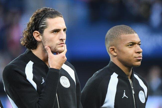 Ligue 1 : le PSG domine Marseille grâce à Mbappé, 11e victoire d'affilée