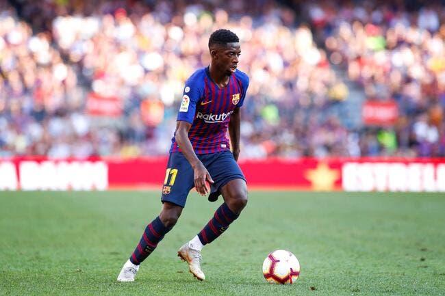Mercato : Le Barça craque et exige le départ de Dembélé !