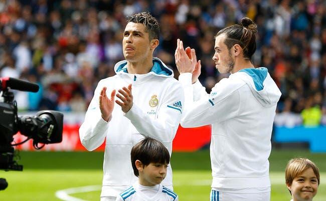 Esp : Gareth Bale pour oublier Cristiano Ronaldo, Fred Hermel s'étouffe !