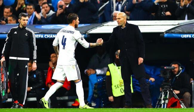 Esp : Les cadres du Real militent pour le retour de Zidane, mais...