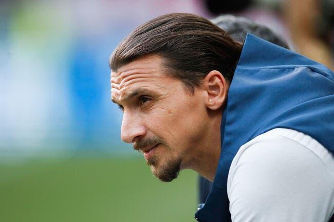 Mercato : Au tour de Naples de faire la cour à Zlatan Ibrahimovic !