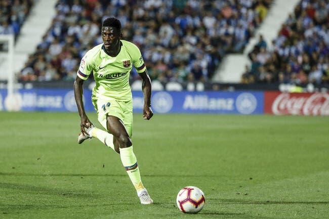 Mercato : Trois clubs anglais prêts à signer un gros chèque pour Dembélé ?
