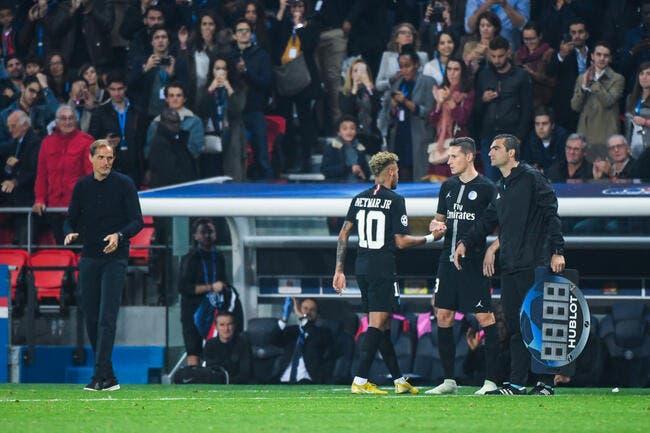 PSG: Tuchel s'en est aussi pris à Neymar!