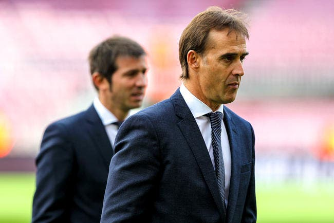 Real Madrid: Ceci va un peu aider Lopetegui a digérer son nouveau limogeage