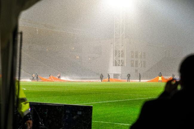 CdL : Le match Nîmes-ASSE menacé par la pluie