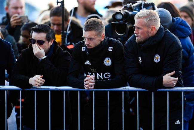 La vidéo CHOC du crash de l'hélicoptère du président de Leicester City