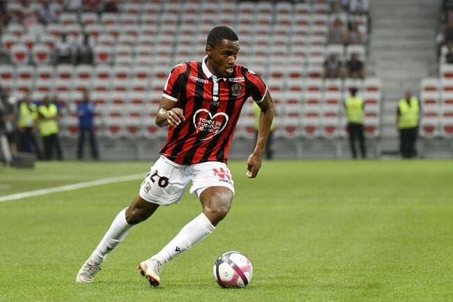 Nice - Auxerre : 3-2
